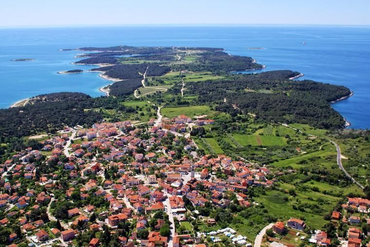 Premantura in South Istria