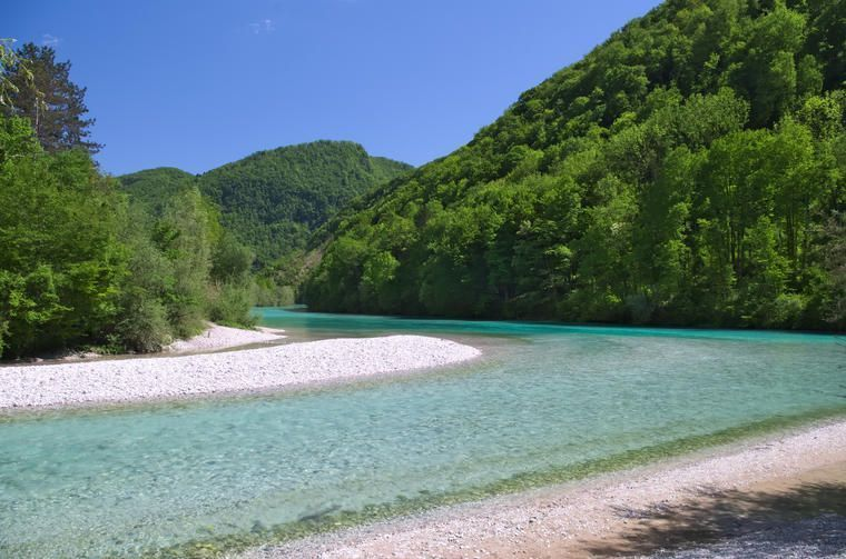 Bovec | The River Soca